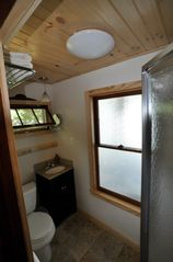Unity cottage photo - Newly remodeled bathroom with shower