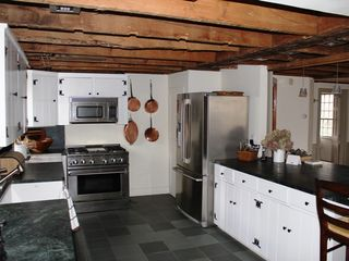 Chef's Kitchen - Arlington farmhouse vacation rental photo