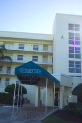 Cape Canaveral condo photo - Access code controlled front door to elevator access