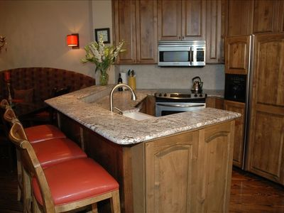 Kitchen - recently remodeled!