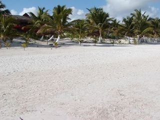 Tulum house photo - Pristine White Sandy Beach Says It All