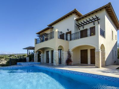 Villa Phantasia at Aphrodite Hills