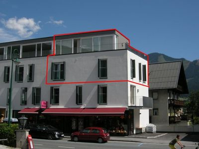 Apartment O'Hara - Luxury Penthouse With Great Views In Centre Of Zell Am See