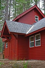 Dorrington cabin rental