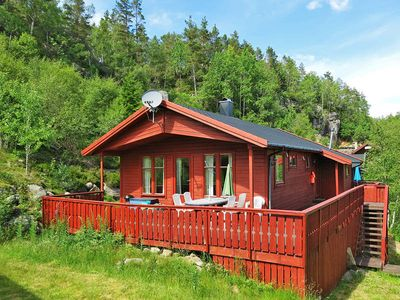 Vacation home in Solvang, Southern Norway - 6 persons, 3 bedrooms
