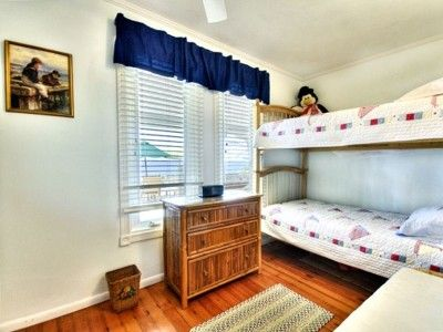 Kohala Estates house rental - Bonus Bunk room not included in bed count.
