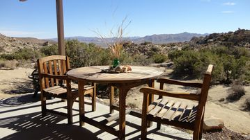 Yucca Valley house rental - The View from the House