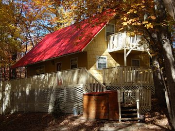 Gatlinburg chalet rental - Makin Mountain Memories. 3Bd/2Ba and will sleep 10 people.