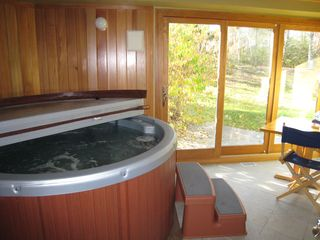 Warren townhome photo - NEW Hot Springs Spa!