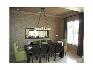 Brickell villa photo - Dining room sits 10