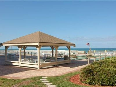 Beautiful Gazebo by The Beach