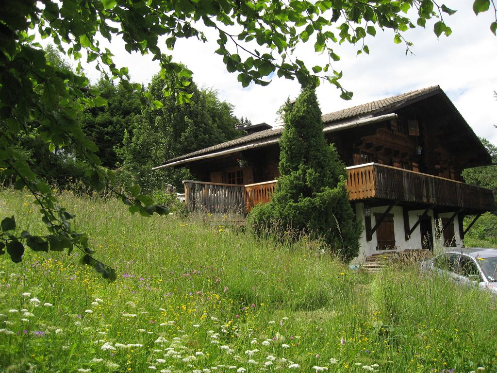 all wood chalet gervais les bains is vrbo