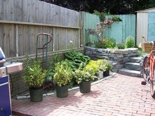Provincetown condo photo - Patio with grill