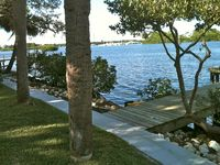 Quiet River Edge, Gulf-Access Home