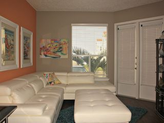 Corpus Christi condo photo - Living Area