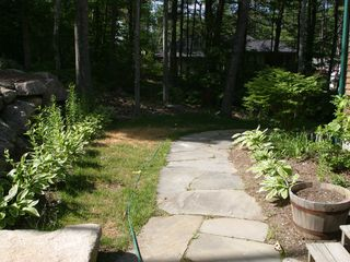 Bridgton lodge photo - Walk way