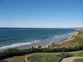 Solana Beach condo photo - View from the bluff of Seascape Sur where my home is located