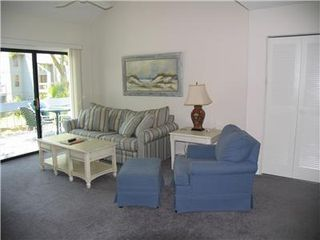Seabrook Island condo photo - Living Room