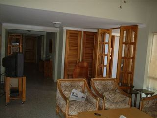 Santa Marta condo photo - Entrance Hall & Living Room