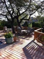 San Antonio house photo - Poolside Patio