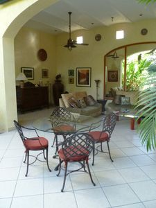 Ajijic house rental - Inside-outside