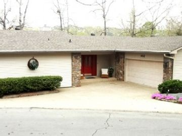 Hot Springs Village house rental - Front of House