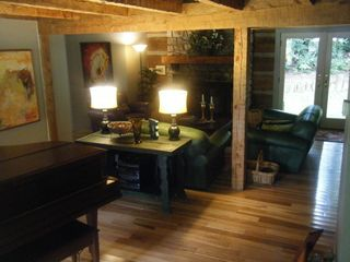 Blowing Rock house photo - Living Room