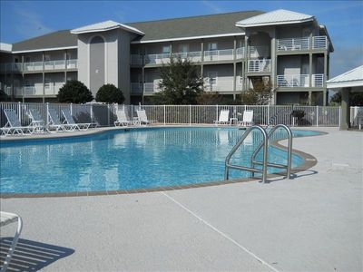 Romar Lakes in Orange Beach, AL.- Unit E101 Ground floor corner unit