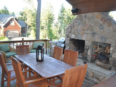 Outdoor Montana Living Room