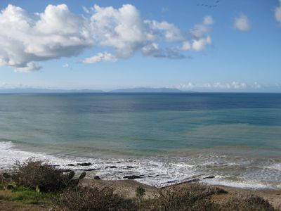 Gorgeous vistas and tide pools offer hikers an abundance of relaxing choices.