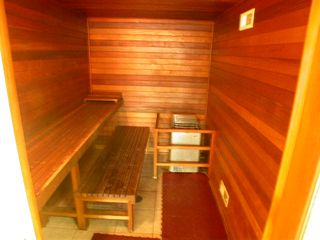 Twin Palms condo photo - sauna