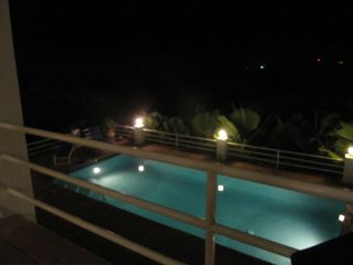 Vieques Island house photo - Take a midnight swim!