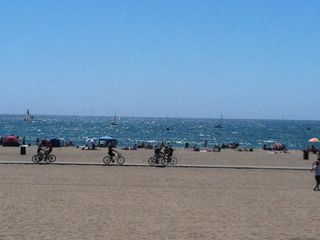 Marina del Rey condo photo - Typical summer day on the beach...walk or ride on the bike path for miles
