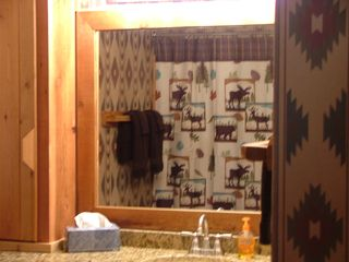Blue Ridge cabin photo - Bathroom Vanity