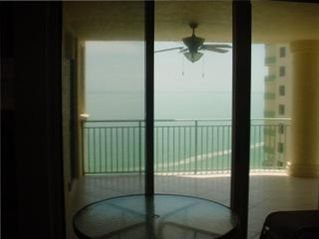 Balcony and gulf