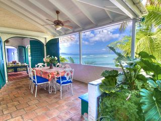 Tortola house photo - Dining Terrace