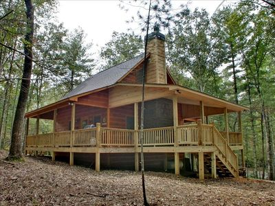 Blue Ridge Vacation Rental - VRBO 263708 - 2 BR Northwest High ...