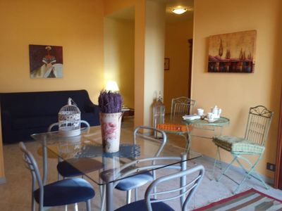 Very comfortable apartament located in the centre of Alghero yust a few minutes from the wonderful seasight promenade.