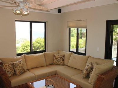 Cruz Bay condo rental - Virgin Island Views Inside Bliss