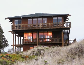 Pajaro Dunes house rental - Stunning 3 story home with views of the ocean as well as the Pajaro Valley.
