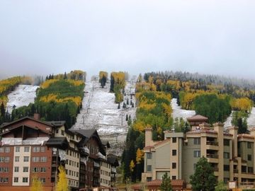 First Snow, September 2008