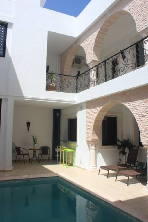 Luxurious villa in the heart of the Medina