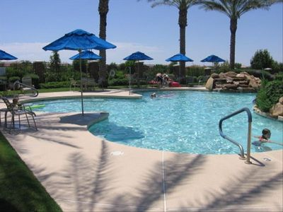 Just One of Two Beautiful Community Pools!