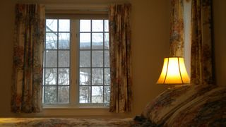 Killington house photo - Bedroom 4 with view