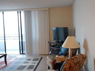 Daytona Beach condo photo - This picture does not do the view justice