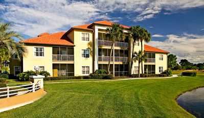 Exterior of Units at the Sheraton PGA Vacation Resort
