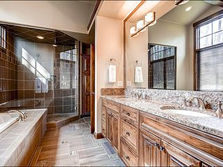 Baldy Mountain Breckenridge house photo - Large and Beautiful Master Bath