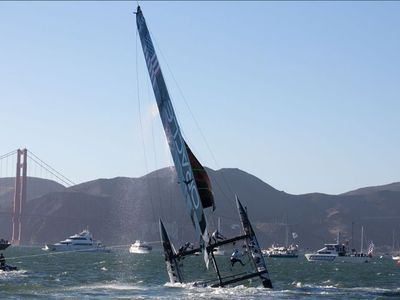America's Cup - First races in September 2012