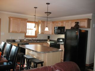 Swanton cabin photo - Kitchen