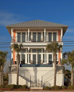 WELCOME to our Spacious Gulf View Home in Beautiful Panama City Beach!